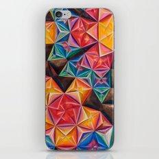 Shape Emanation iPhone & iPod Skin