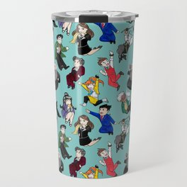 Ace Attorneys Travel Mug