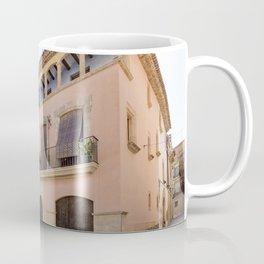Spanish Town Coffee Mug