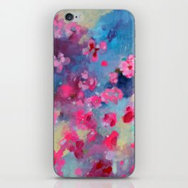Cherry Blossom Weather iPhone Skin
