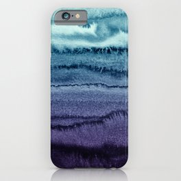 WITHIN THE TIDES EARLY SUNDOWN by Monika Strigel iPhone Case