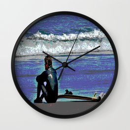 Days End, Best Wave 2day Wall Clock