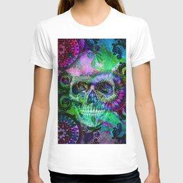 Funky skull ii T-shirt