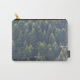 Forest autumn greece Carry-All Pouch