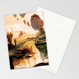 Fantastical Landscape Stationery Cards