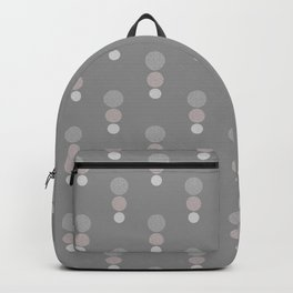 TRIAD  (abstract circles) Backpack