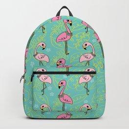 Flamingo Bay Backpack