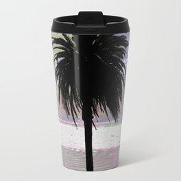 Palm and colors Travel Mug