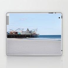 Seaside Pier Laptop & iPad Skin