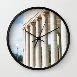 The Peristyle New Orleans Wall Clock