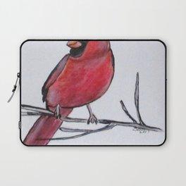 Northern Cardinal Laptop Sleeve