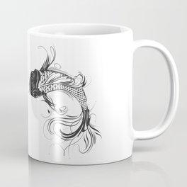 fanciful Koi Coffee Mug