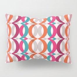 Retro pattern Pillow Sham