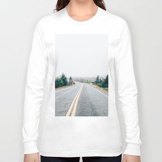 Nature drive Long Sleeve T-shirt