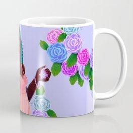Turquoise Twists Coffee Mug
