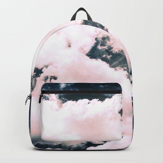 Ocean Clouds Backpack