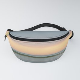 Cape Cod Pastel Beach Sky Fanny Pack