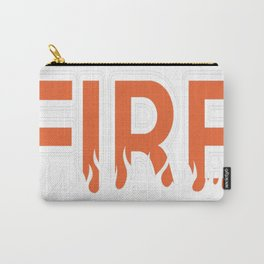 Detroit Fire Mutual Aid Carry-All Pouch