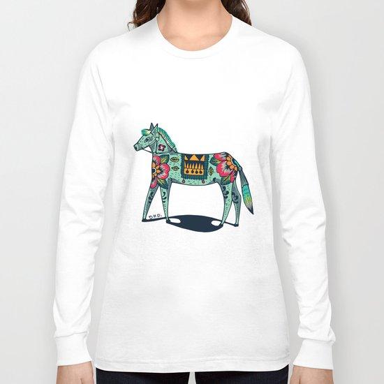 Ngựa Long Sleeve T-shirt