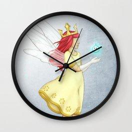 Child of Light Wall Clock