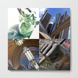 Motown beauty Metal Print