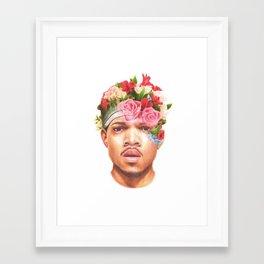 Prom Night Framed Art Print