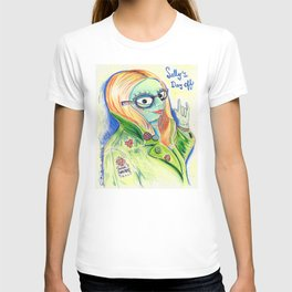 Sally's Day Off T-shirt