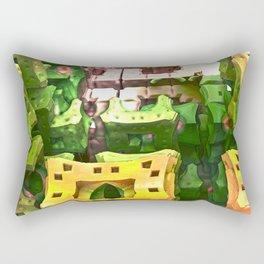 Mouse Kondos Rectangular Pillow