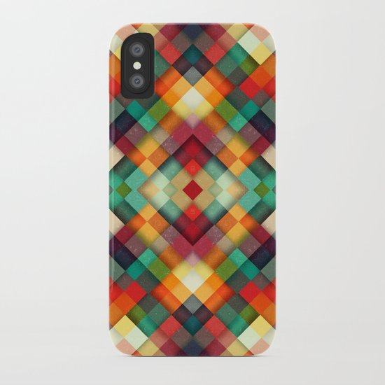Time Between iPhone Case