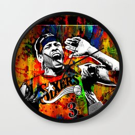 The Answer Wall Clock