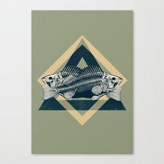 FISCHERS FRITZ Canvas Print