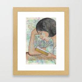 Inner Need by patsy paterno Framed Art Print