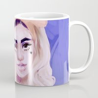 marina Mugs featuring Marina by shirley