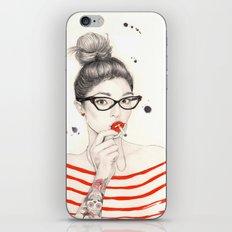February iPhone & iPod Skin