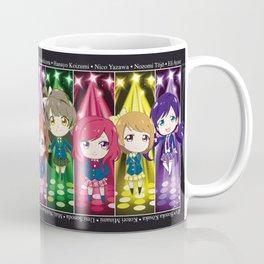 Love Live! - μ's Coffee Mug
