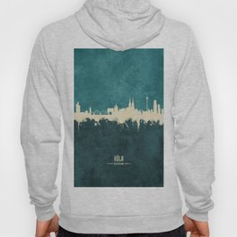 Cologne Germany Skyline Hoody