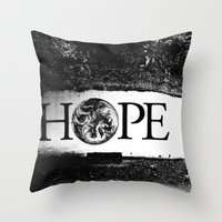 oakland Throw Pillows featuring Oakland, California by Catie