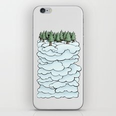 Treeclouds iPhone & iPod Skin