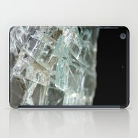 glass iPad Cases featuring Glass by Roser Arques