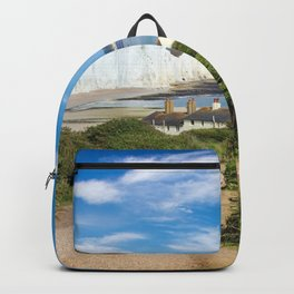 Seven Sisters Country Park, East Sussex, UK Backpack
