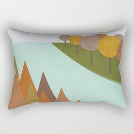 Autumn colours Rectangular Pillow