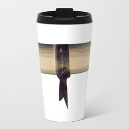 Scroll Travel Mug