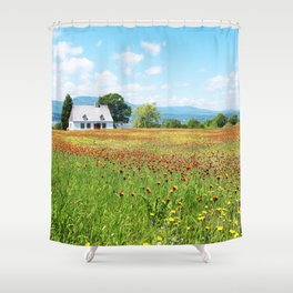 Natural Shower Curtain