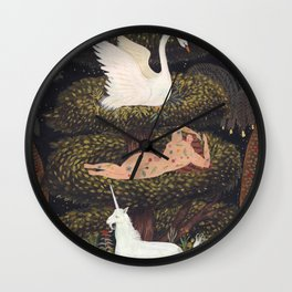 cuarentena Wall Clock