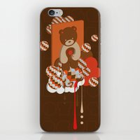 chocolate iPhone & iPod Skins featuring chocolate by Disnois