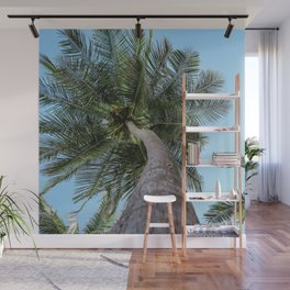 Under The Coconut Tree Wall Mural
