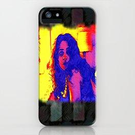 Apprehension iPhone Case
