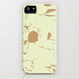 Modern Sunny 3: Western iPhone Case