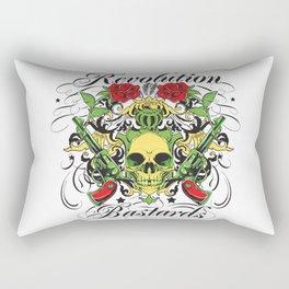Revolution bastards Rectangular Pillow