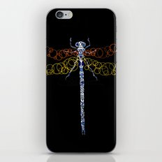 New Species Of Dragonfly iPhone & iPod Skin